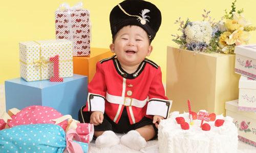 可愛い笑顔に癒されるBabyフォトのお写真紹介♪