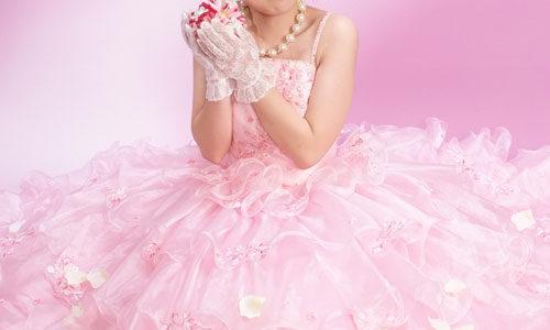 素敵なドレス姿のお嬢様のお写真を紹介したいとおもいます♪ 2